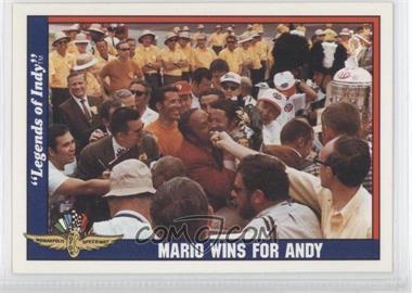 2015 [???] [???] #86 - Mario Andretti