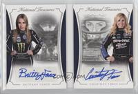 Brittany Force, Courtney Force /99