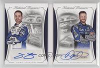 Dale Earnhardt Jr, Jimmie Johnson /24
