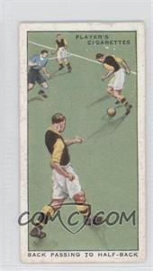 1934 Player's Hints on Association Football Tobacco [Base] #40 - [Missing]