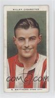 Stanley Matthews [Good to VG‑EX]