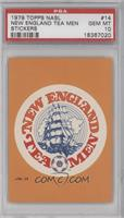 New England Tea Men [PSA 10]