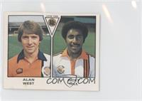 Alan West, Ricky Hill [Good to VG‑EX]
