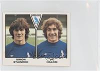 Simon Stainrod, Vic Halom [Good to VG‑EX]