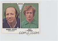 Nobby Stiles, Roy Tunks [Good to VG‑EX]