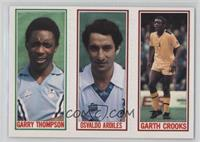 Garth Crooks, Osvaldo Ardiles, Garry Thompson
