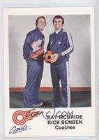 Pat McBride, Rick Benben