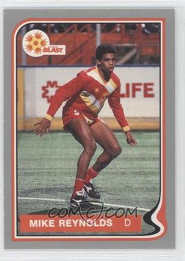 1987-88 Pacific MISL - [Base] #107 - Mike Reynolds