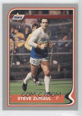 1987-88 Pacific MISL #12 - Steve Zungul