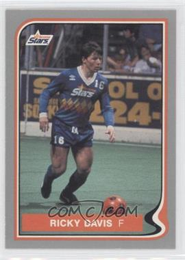 1987-88 Pacific MISL #17 - [Missing]
