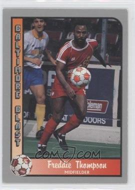 1990-91 Pacific MSL - [Base] #100 - Freddie Thompson