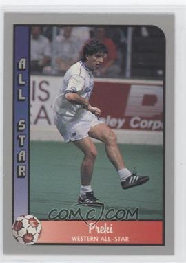 1990-91 Pacific MSL - [Base] #192 - Preki