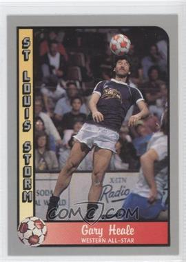 1990-91 Pacific MSL - [Base] #44 - Gary Heale