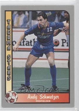 1990-91 Pacific MSL #141 - Andy Schmetzer