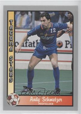 1990-91 Pacific MSL #141 - Andy Schmetzer