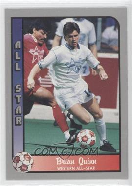 1990-91 Pacific MSL #180 - Brian Quinn