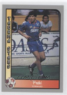 1990-91 Pacific MSL #67 - Preki