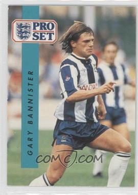 1990-91 Pro Set - [Base] #295 - Gary Bannister