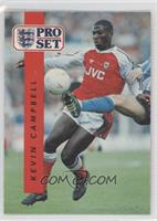 Kevin Campbell