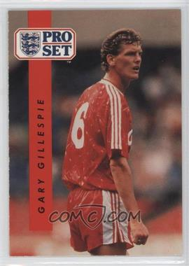 1990-91 Pro Set #108 - Gary Gillespie