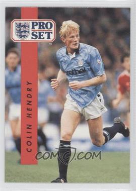 1990-91 Pro Set #130 - Colin Hendry