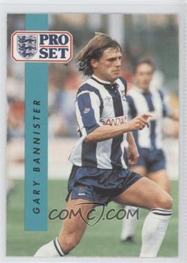 1990-91 Pro Set #295 - Gary Bannister