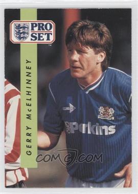 1990-91 Pro Set #320 - Gerry McElhinney