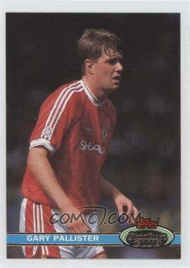 1992 Topps Stadium Club #34 - Gary Pallister
