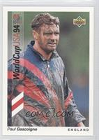 Paul Gascoigne (Uncorrected Error: Should be card 80)