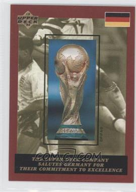 1994 Upper Deck World Cup English/Spanish - [Base] #NoN - Germany