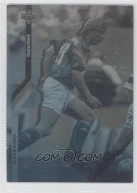 1994 Upper Deck World Cup English/Spanish - German Holograms #D2 - Jurgen Klinsmann