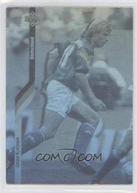 1994 Upper Deck World Cup English/Spanish German Holograms #D2 - [Missing]