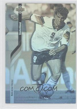 1994 Upper Deck World Cup English/Spanish German Holograms #D5 - [Missing]