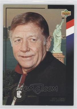 1994 Upper Deck World Cup English/Spanish Honorary Captains #C3 - Mickey Mantle