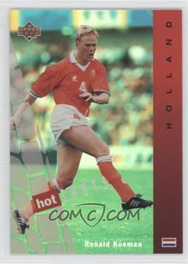 1994 Upper Deck World Cup English/Spanish Hot Shots #HS1 - [Missing]