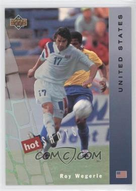 1994 Upper Deck World Cup English/Spanish Hot Shots #HS9 - [Missing]