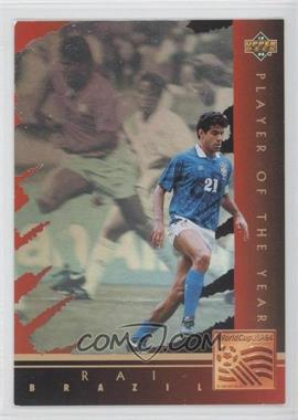 1994 Upper Deck World Cup English/Spanish Player of the Year #WC1 - Rai