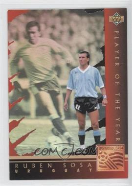 1994 Upper Deck World Cup English/Spanish Player of the Year #WC7 - [Missing]