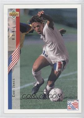 1994 Upper Deck World Cup English/Spanish Promos #PR2 - Cobi Jones