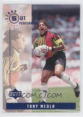 1994 Upper Deck World Cup English/Spanish Standout Performers #S1 - Tony Meola
