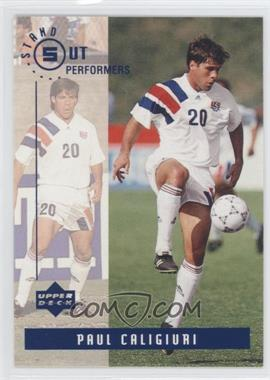 1994 Upper Deck World Cup English/Spanish Standout Performers #S2 - [Missing]