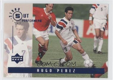 1994 Upper Deck World Cup English/Spanish Standout Performers #S5 - [Missing]