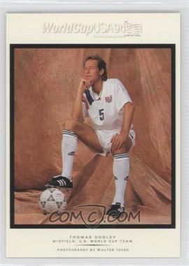 1994 Upper Deck World Cup English/Spanish Walter Ioss Portraits #WI15 - [Missing]