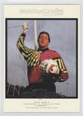 1994 Upper Deck World Cup English/Spanish Walter Ioss Portraits #WI6 - [Missing]