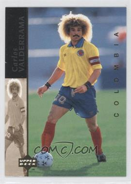 1994 Upper Deck World Cup English/Spanish World Cup Superstars #4 - [Missing]