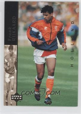 1994 Upper Deck World Cup English/Spanish World Cup Superstars #5 - [Missing]