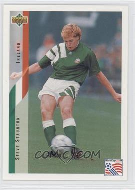 1994 Upper Deck World Cup English/Spanish #208 - Steve Staunton