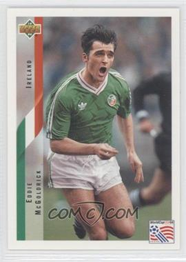 1994 Upper Deck World Cup English/Spanish #213 - Eddie McGoldrick