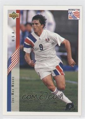 1994 Upper Deck World Cup English/Spanish #24 - Joe-Max Moore