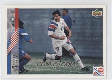 1994 Upper Deck World Cup English/Spanish #3 - Marcelo Balboa
